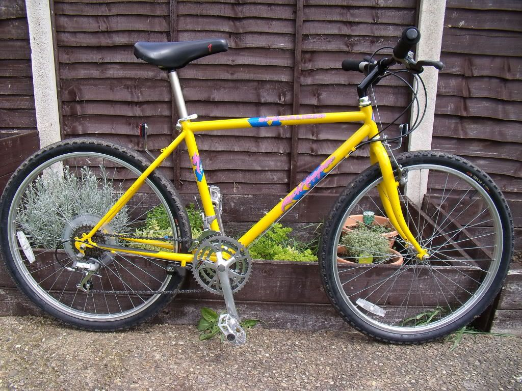 Specialized Rockhopper Yellow Vintage Google Search