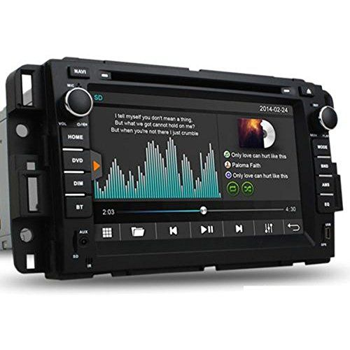 Special Offers Witson Capacitive Touch Screen Car Dvd Gps Rhpinterest: Buick Lucerne Radio Controls At Elf-jo.com