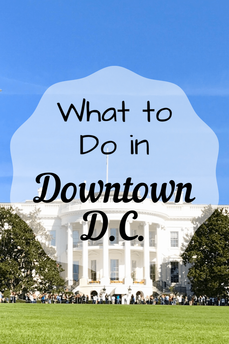 10 Best Things To Do In Downtown D C In 2020 White House Garden