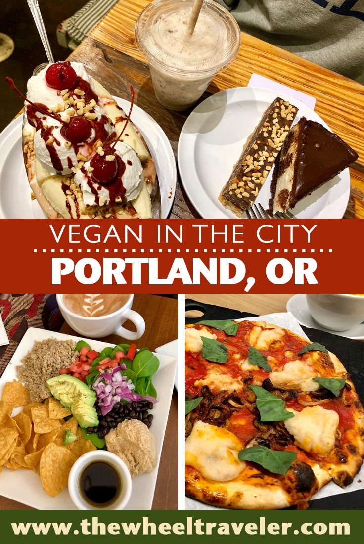 Where to find delicious vegan eats in Portland, Oregon