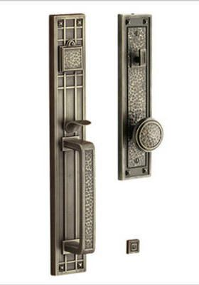 Baldwin Archtypes Hardware Collection Entry Door Hardware