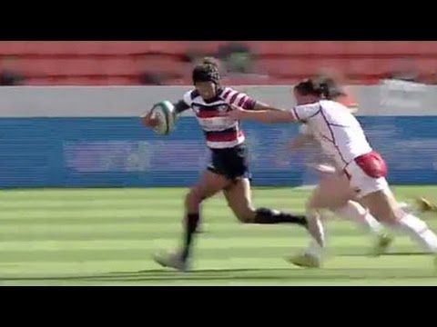 Usa Women Beat Russia In 7 S Rugby Houston Universal Sports Usarugby Houston7s Wrugby Usa Rugby Rugby Videos Sports