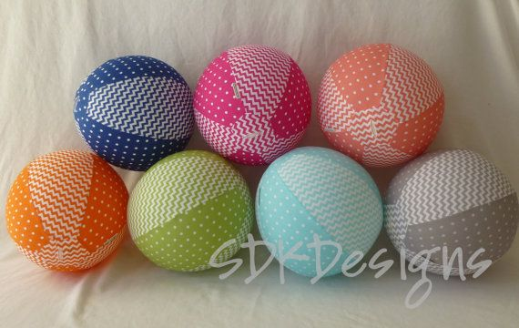 Balloon Balls  by SDKdesigns.etsy.com  A SUPER Fun Non-Candy Easter Basket Toy.