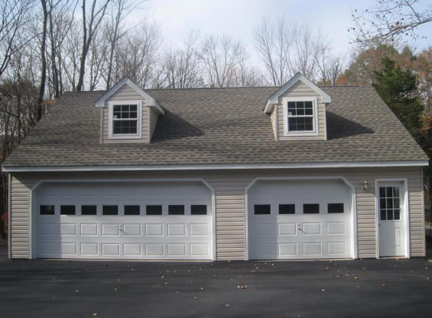 Garage House Plans, How Much Does It Cost To Have A Detached Garage Built