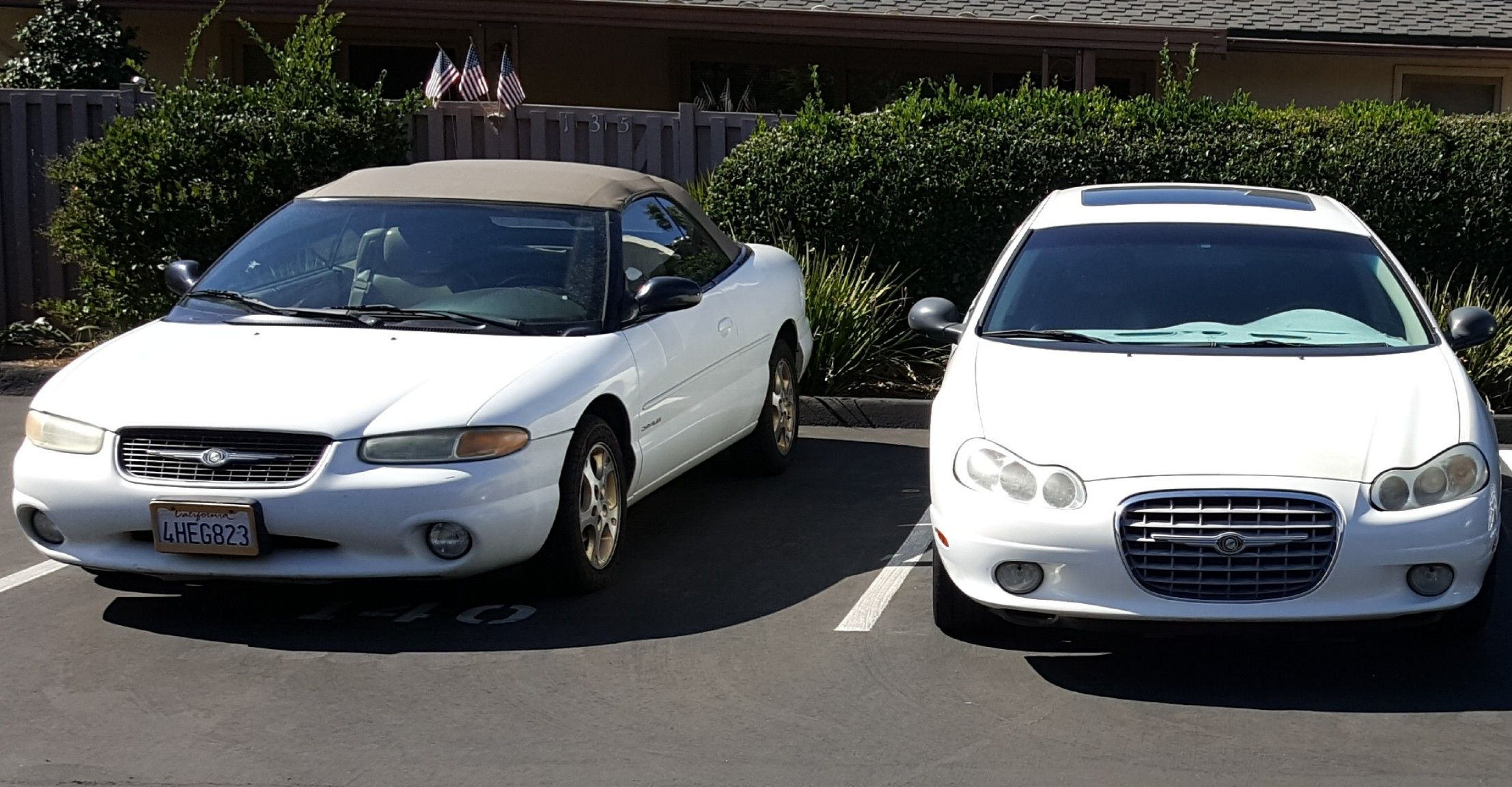 Parts Swap From Goldie To Lucy My Orphan Rescue Chryslers