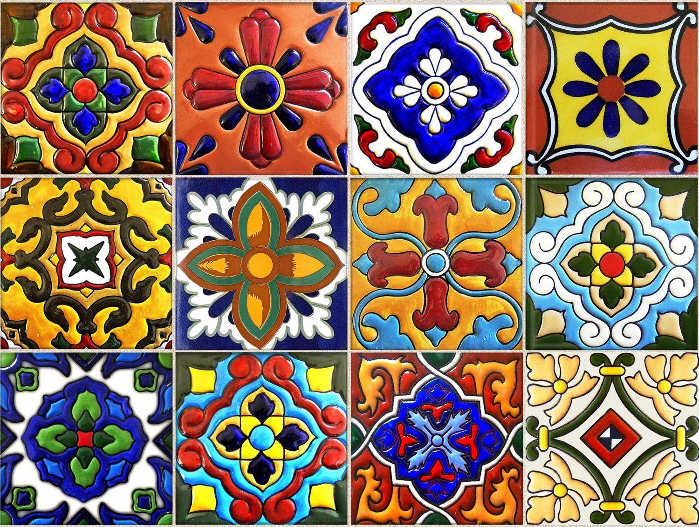 amazon com tile stickers 4x4 inch 40pc
