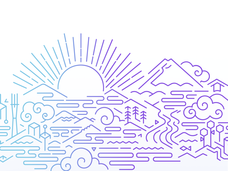 Heroku | Icons and Illustrations | Icon design, Flat