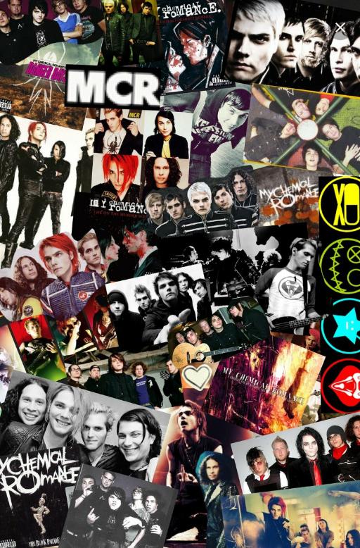 Mcr Wallpaper Tumblr My Chemical Romance Wallpaper Emo Wallpaper Band Wallpapers