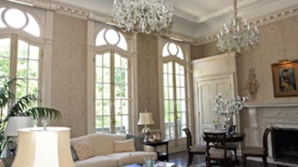 beige interiors