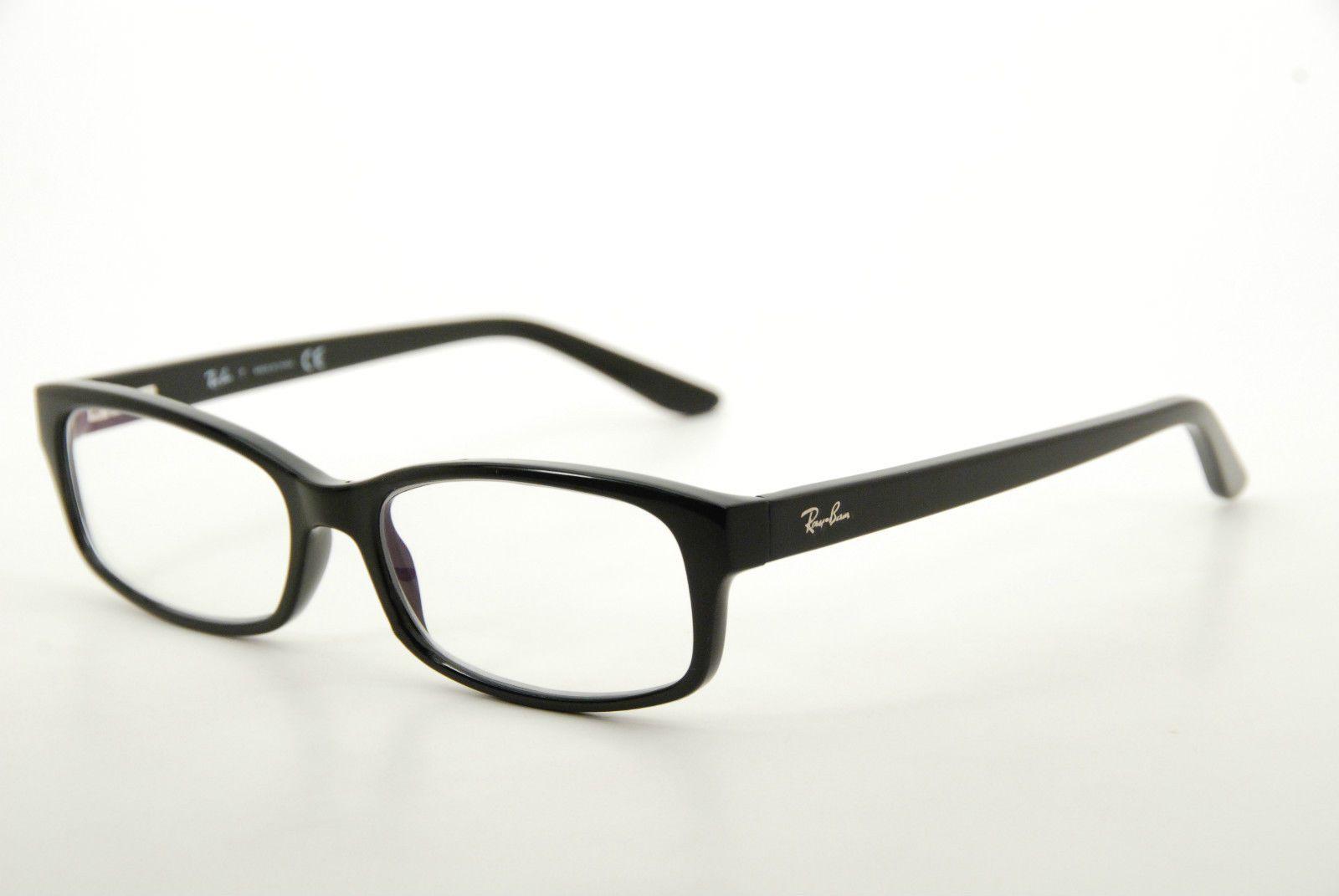 744bd87568 New Authentic Ray Ban RB 5187 2000 Black 50mm Frames Eyeglasses RX (eBay  Link)
