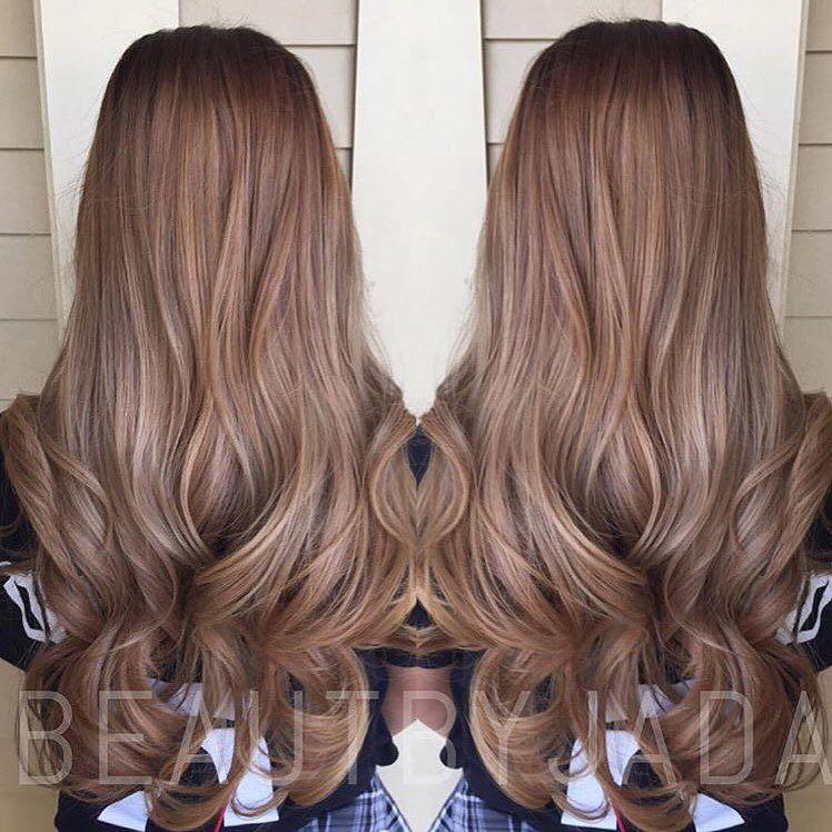 Baby Light Mocha my next color?beautbyjada haircrush