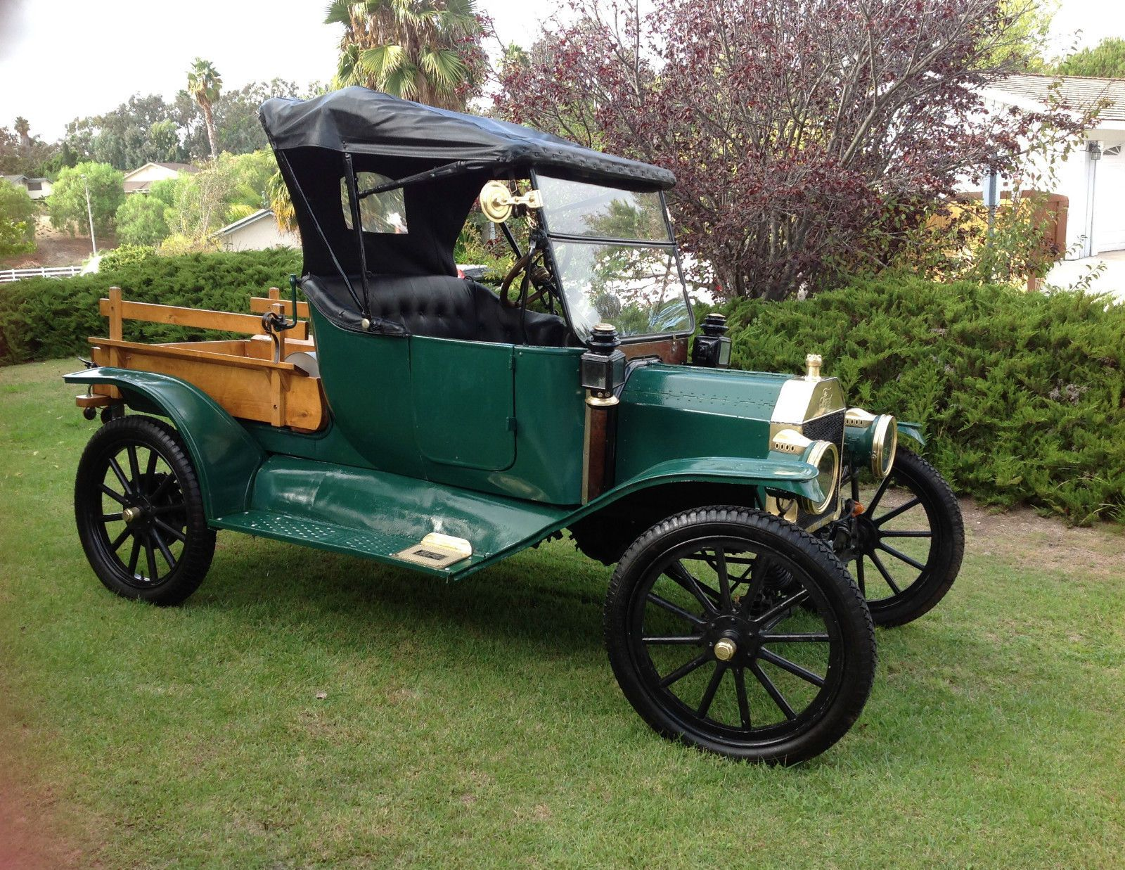 Ford Model T T Clean Restored 100 Year Old Gem 14 Roadster Pickup