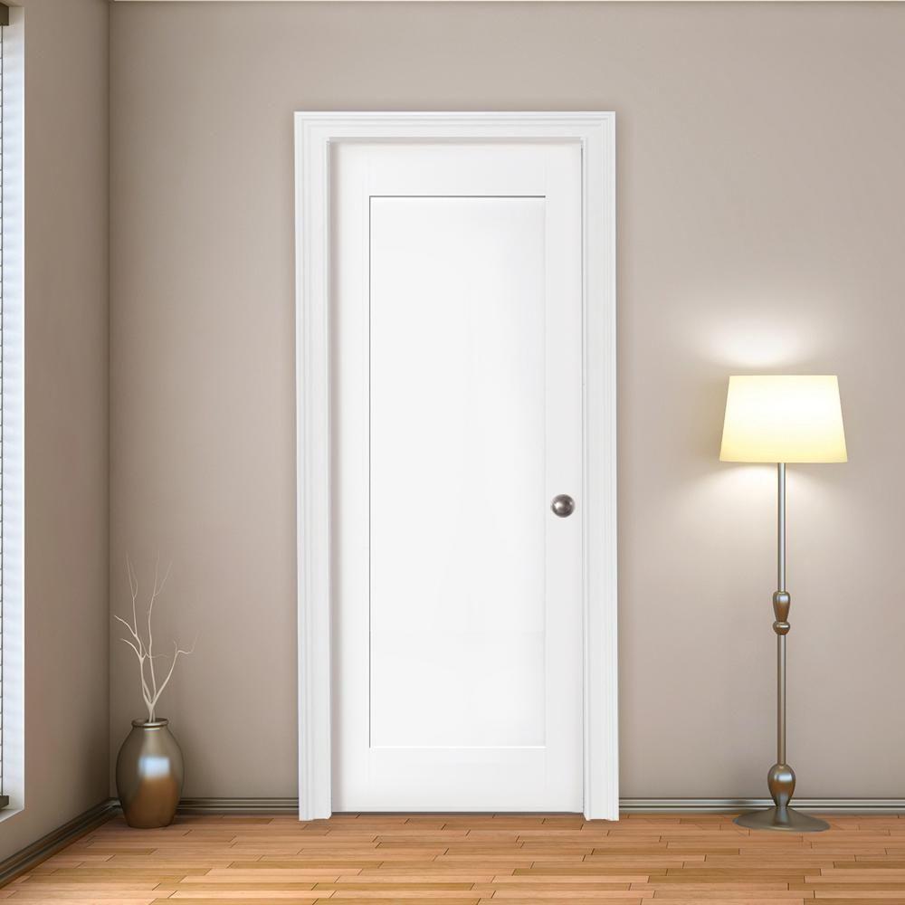 Pin On Interior Paint Grade White Doors