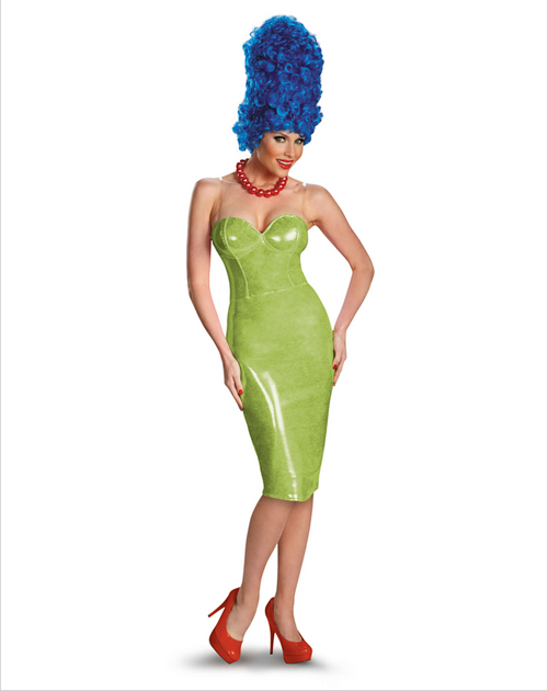 Sexy Marge Simpson Costume · halloween_costume_sexy_marge_simpson ...