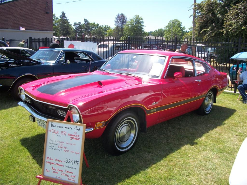 ford maverick grabber . Find parts for this classic beauty at http ...