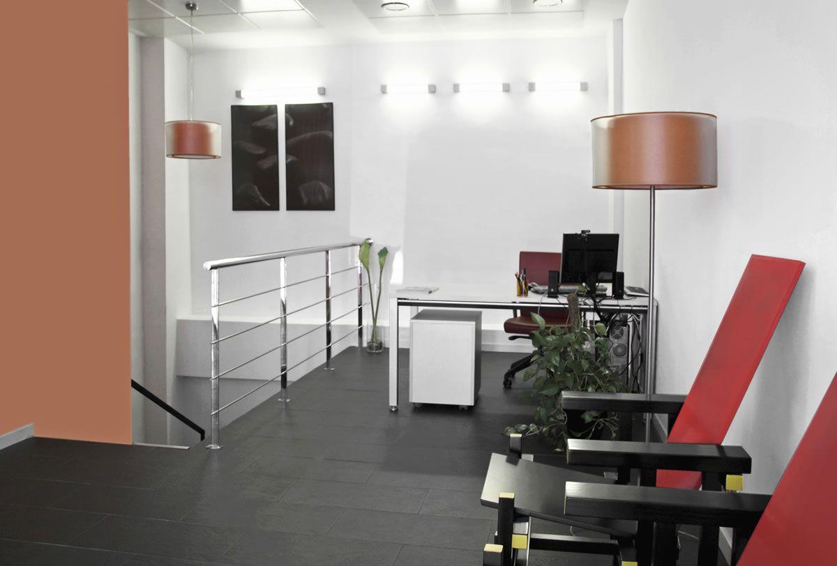 Estudio Arquitectura Toledo  Proyecto Aurea Arquitectos #office  #officedesign #officedecor #studio #
