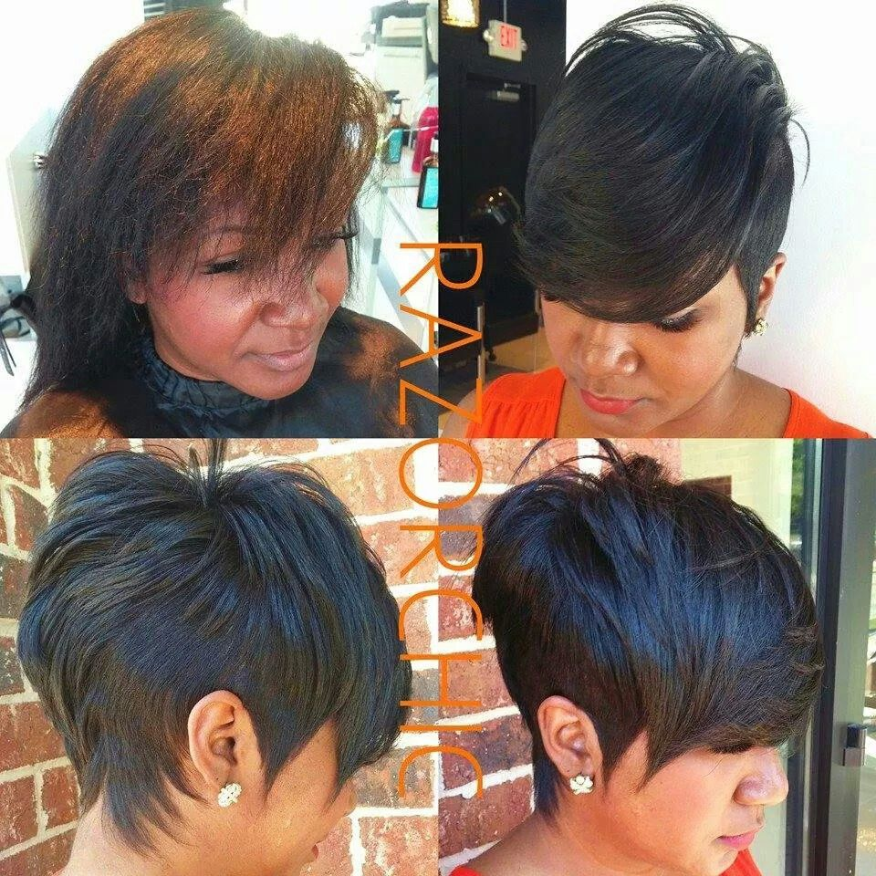 Razor Cut Hairstyles Sick Cut  Hair Drama  Pinterest  Sick