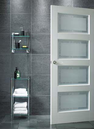 Contemporary 4 Panel pre-glazed & Contemporary 4 Panel pre-glazed | Doors | Pinterest | Glaze ... pezcame.com