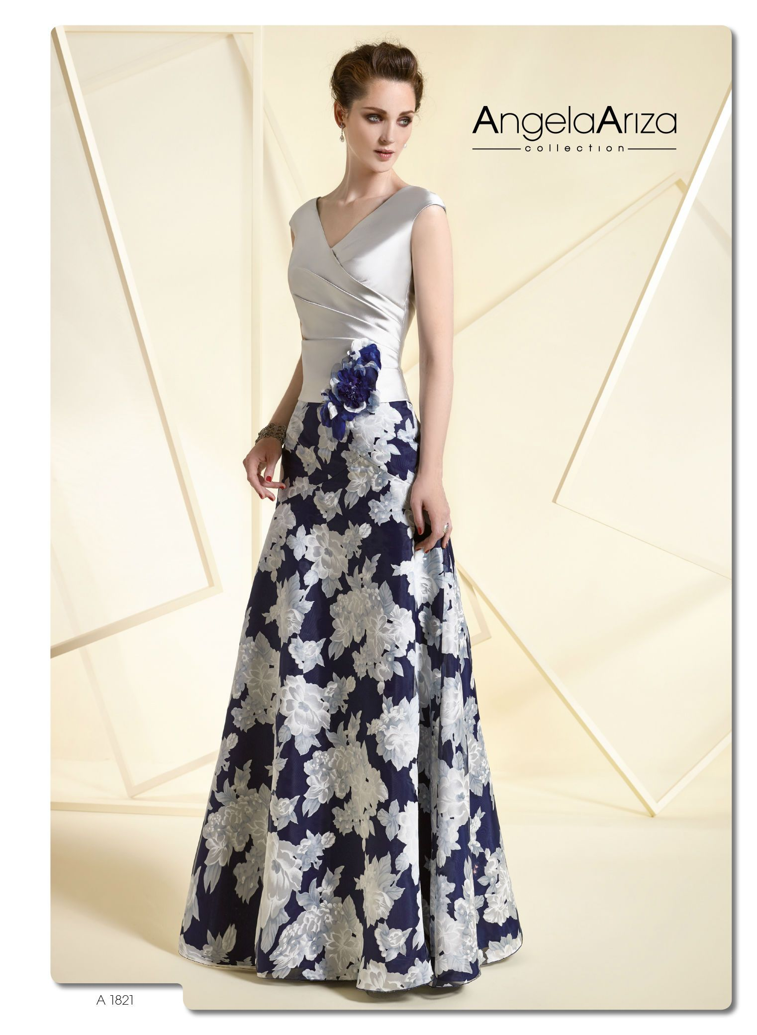 Los mejores vestidos de fiesta para los meses de bodas  d2f93ab17324