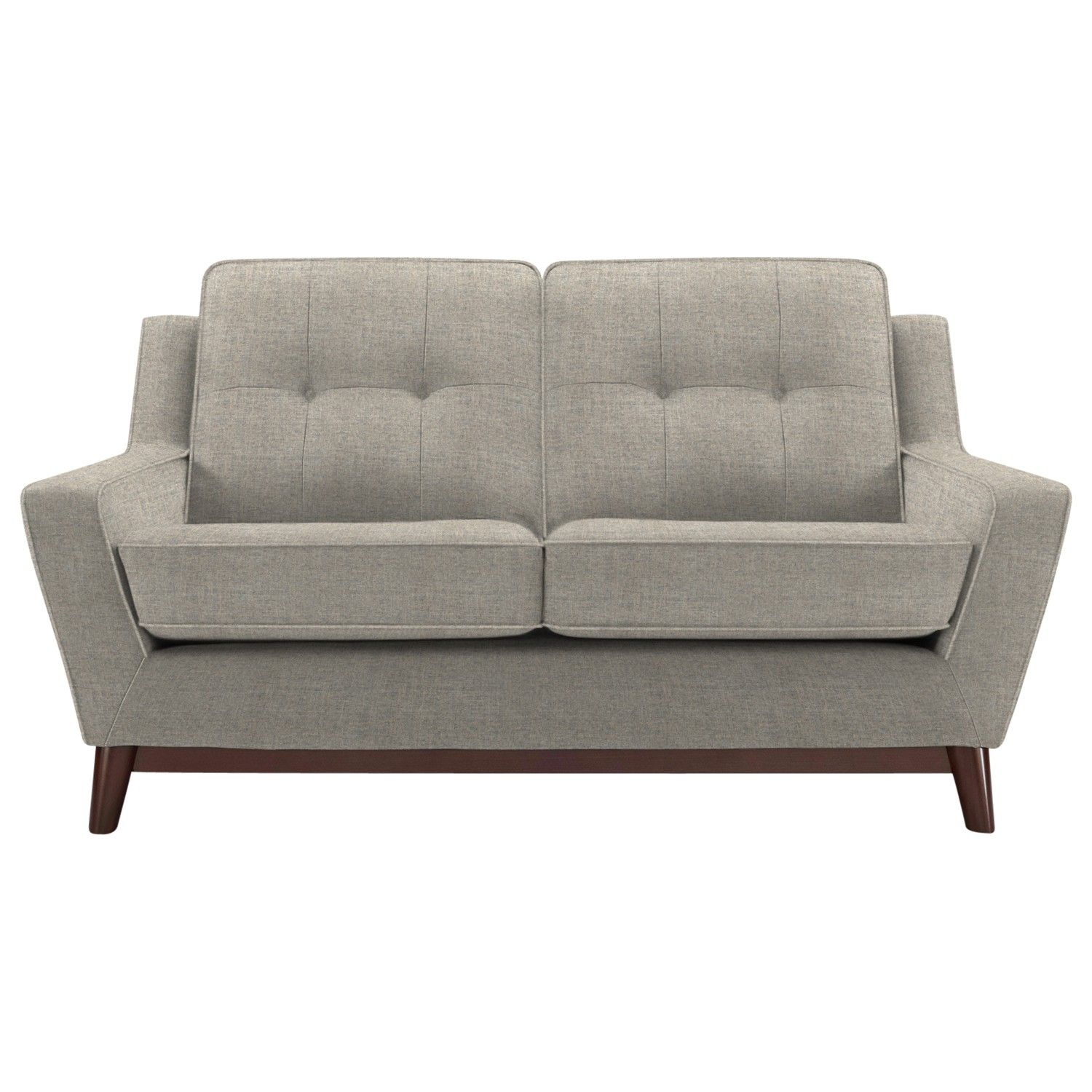 G Plan Vintage The Fifty Three Small 2 Seater Sofa Marl Grey Small Sofa 2 Seater Sofa Sofa