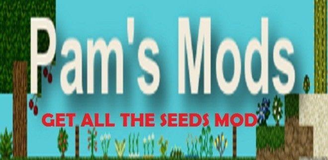 Minecraft Pam S Get All The Seeds 1 7 10 Mod