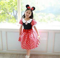 Bilderesultat for minnie mouse costume girls