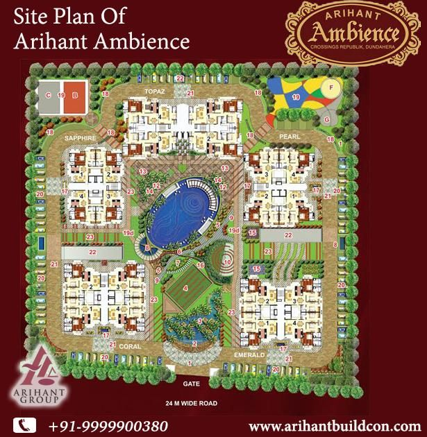 The Crossing Apartments Dc: Pin By Arihant Group On ARIHANT AMBIENCE