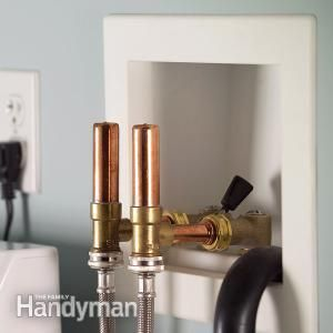 How To Use Water Hammer Arresters To Stop Banging Water Lines Plumbing Problems Plumbing Water Pipes