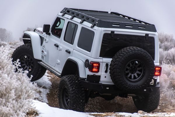 2018 Jeep Jl Mule Ultra Roof Rack In 2020 Jeep Jl Badass Jeep