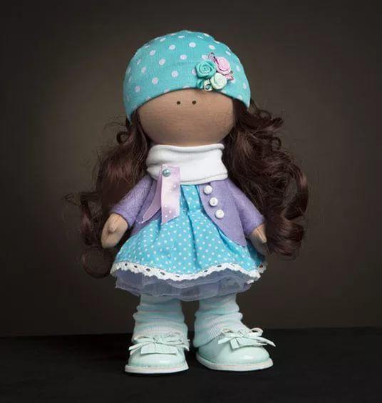 Куклы толстоножки своими руками