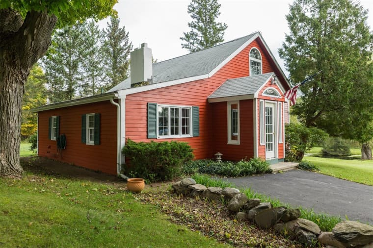 6 Homes That Prove You Can Paint Your Home Whatever Color You Darn Well Please House Colors House Exterior Craftsman Style Home