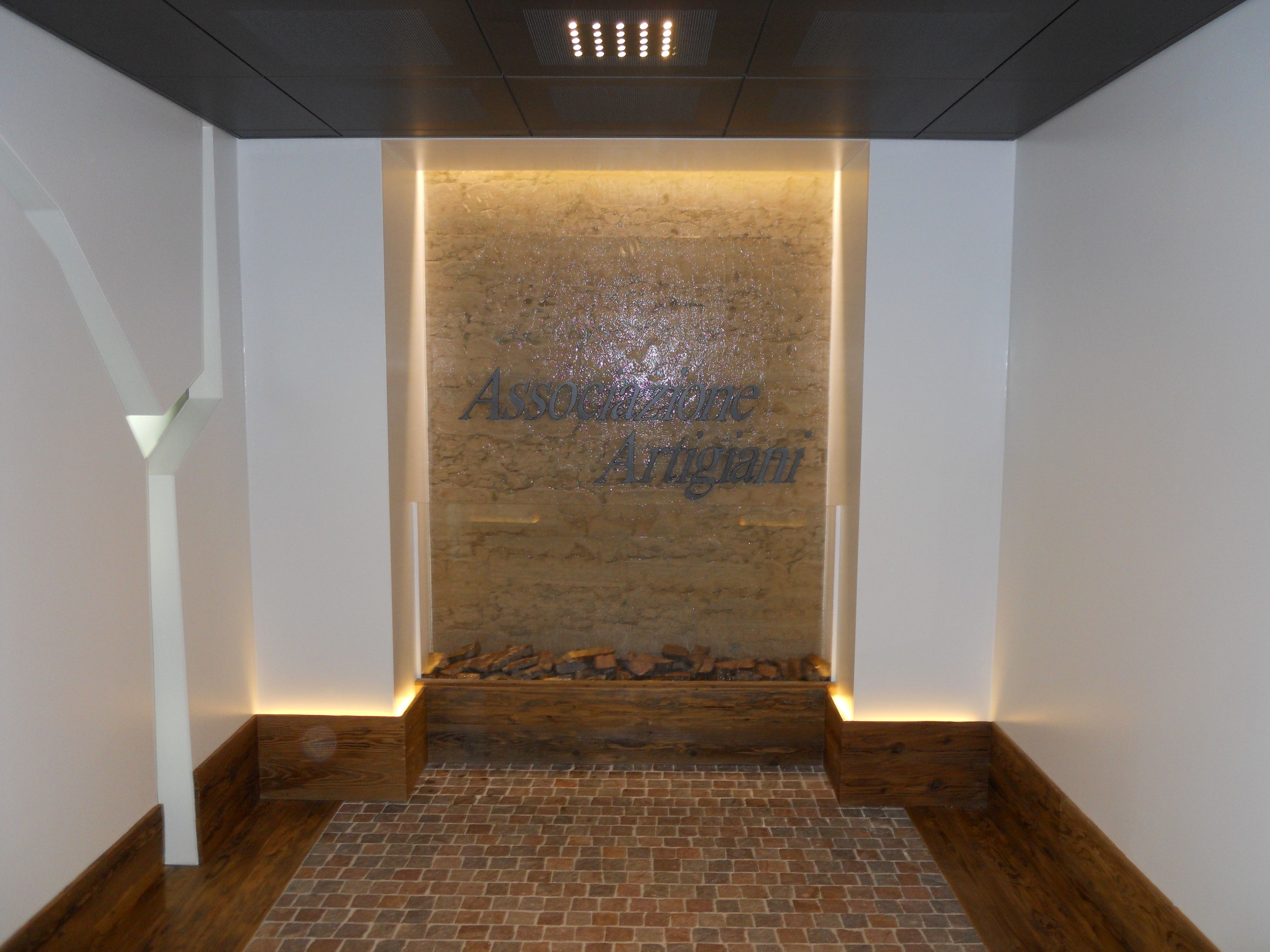 Wasserwand Wohnzimmer wasserwand wohnzimmer wasserwand glas modulare rahmenlose