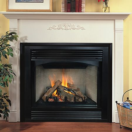 Vantage Hearth Versafire Direct Vent Gas Fireplace 36 Direct