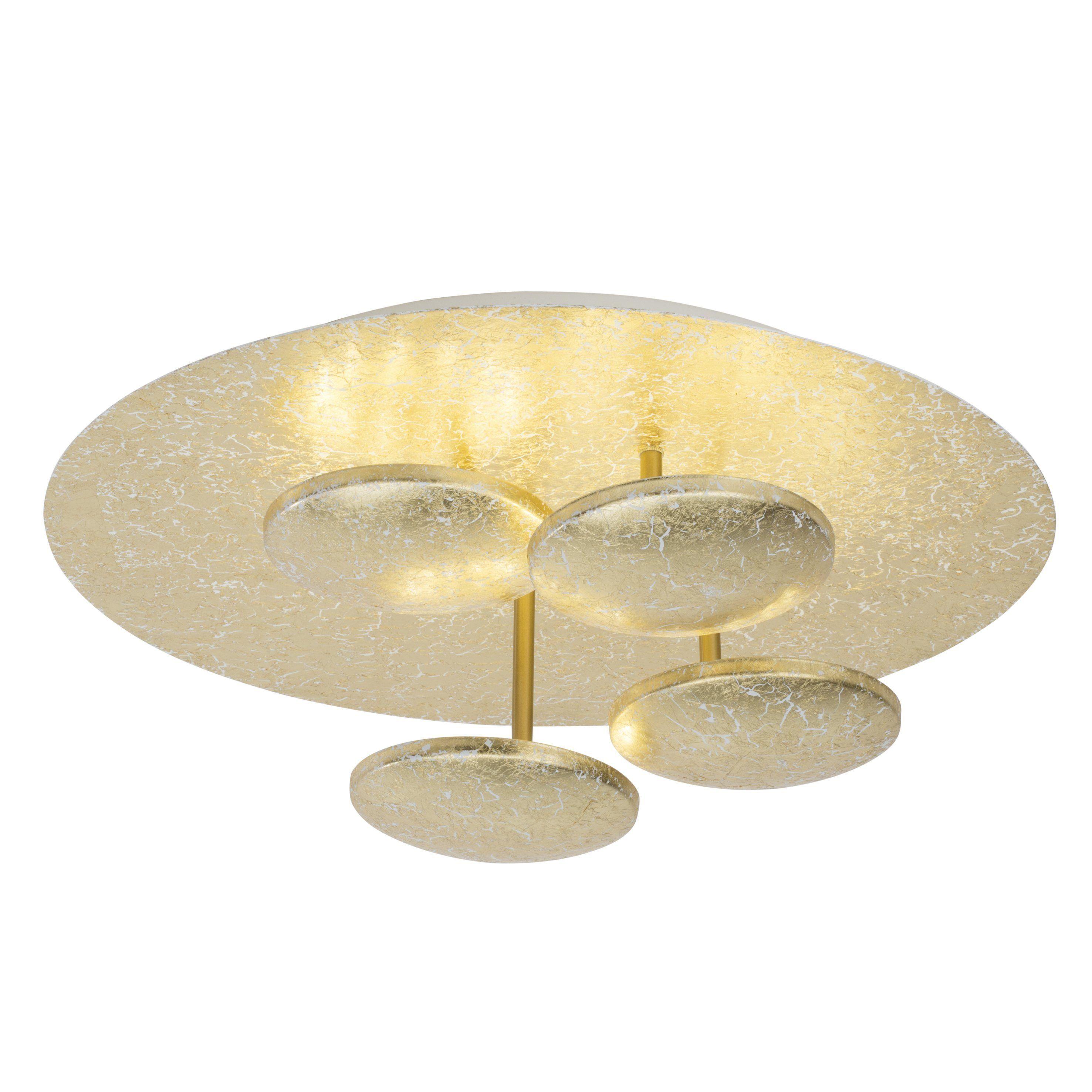 Brilliant Leuchten Pharaoh Led Deckenleuchte 4flg Gold Weiss Jetzt Bestellen Unter Https Moebel Ladendire Led Deckenleuchte Deckenleuchten Brilliant Leuchten
