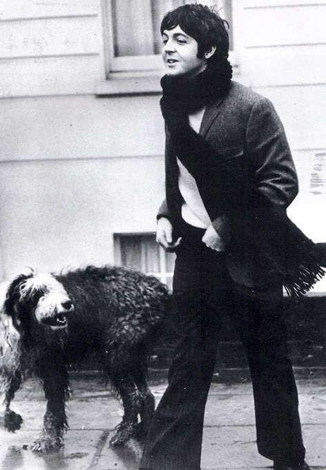 Paul McCartney & Martha