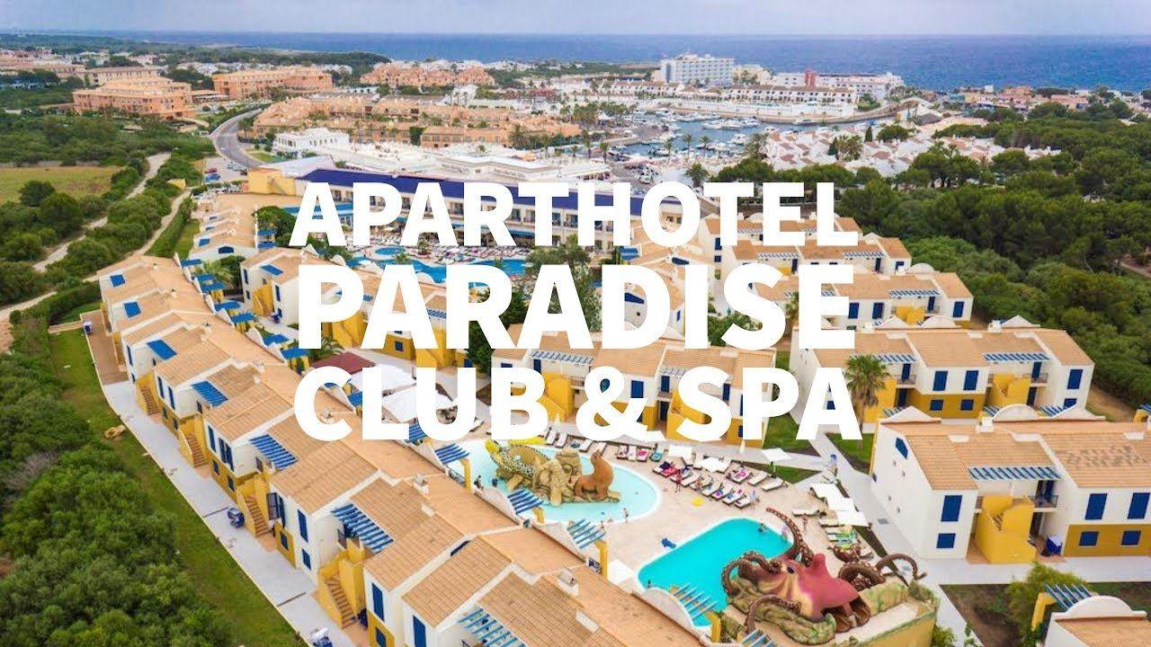 Hostal Aparthotel Paradise Club & Spa en Cala'n Bosch, Menorca, España