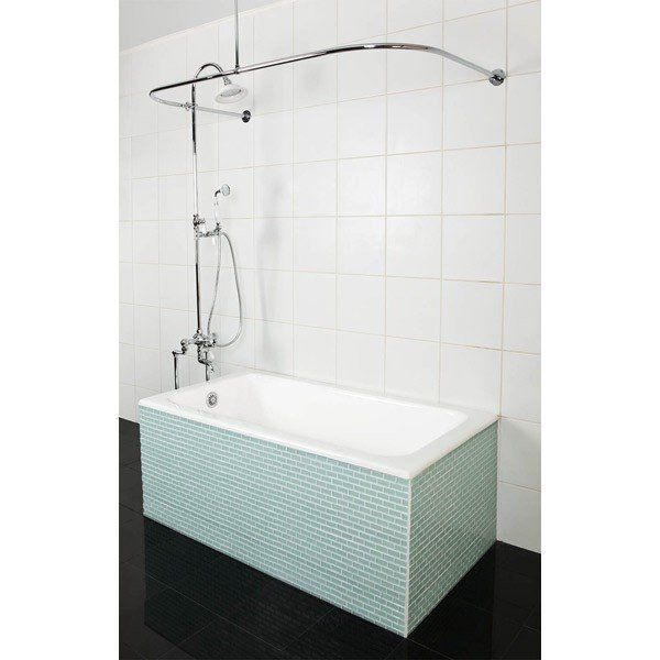 Image result for Cheviot 59 Inch Cast Iron Drop In Tub | bathroom ...