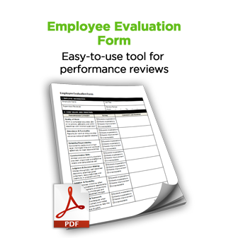 Employee Evaluation Form Free Hr Tool  Free Hr Tools