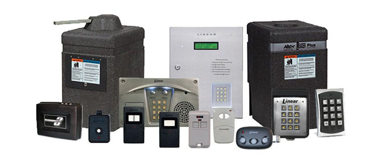 Linear Osco Gate Opener The Best Gate Opener For Your Property Gate Operators Linear Access Control