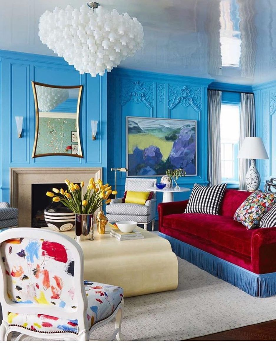 90+ Colorful Home Decor - Colorful Living Rooms Decorating Ideas ...