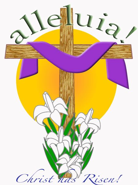 christian clip arts holy triduum resurrection pinterest rh pinterest com christian easter clipart collections christian easter clipart images