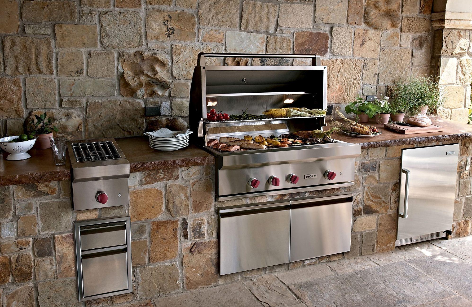 Outdoor Küchen Geräte : Top outdoor küchengeräte trends bathroom