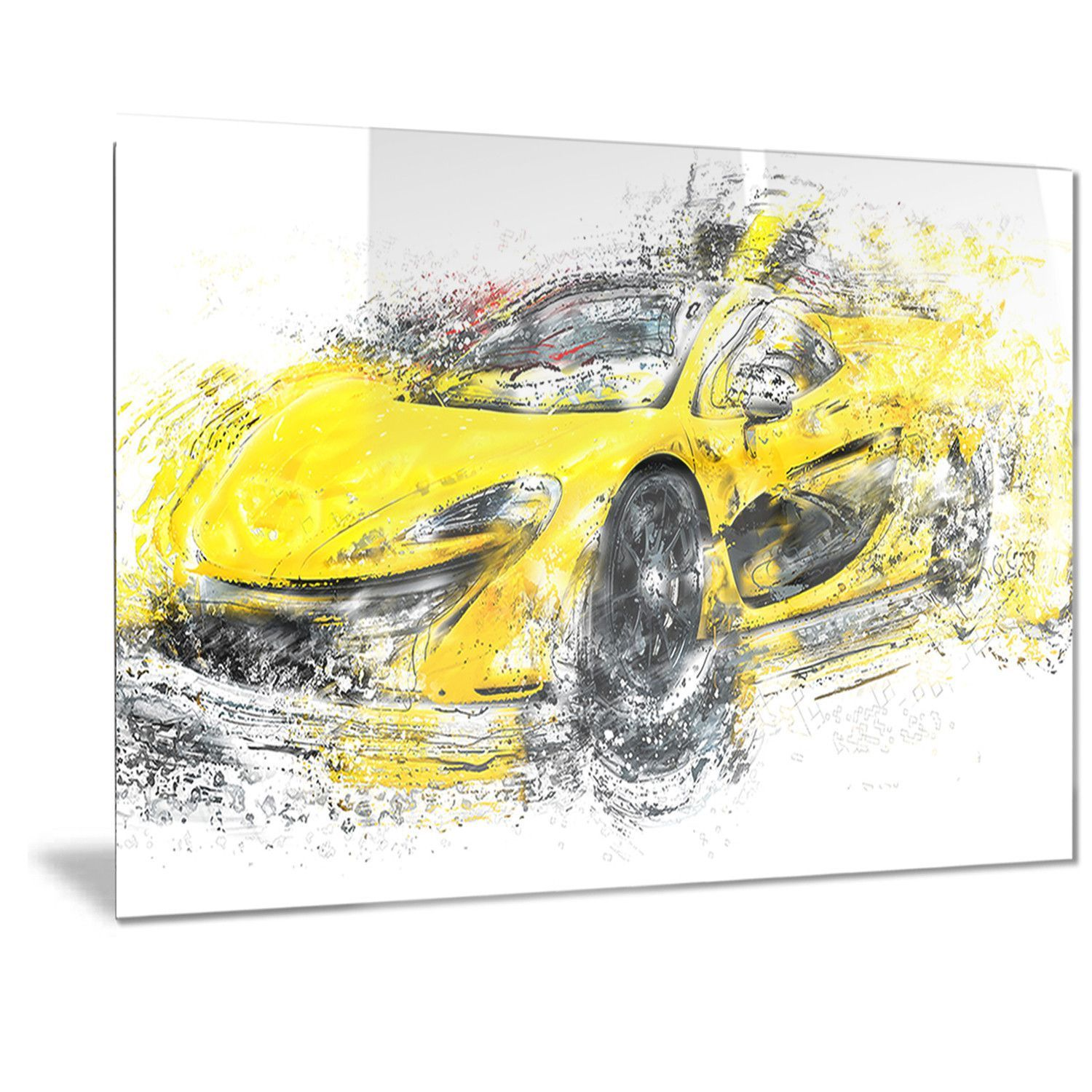 Lovely Cars Wall Art Pictures Inspiration - The Wall Art Decorations ...