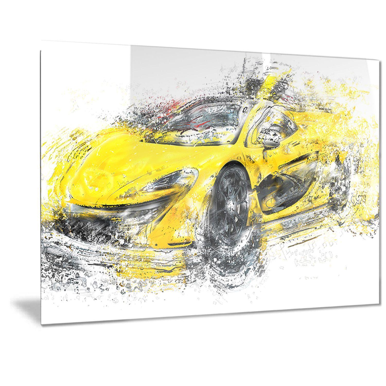 Enchanting Wall Art Cars Vignette - Wall Art Collections ...