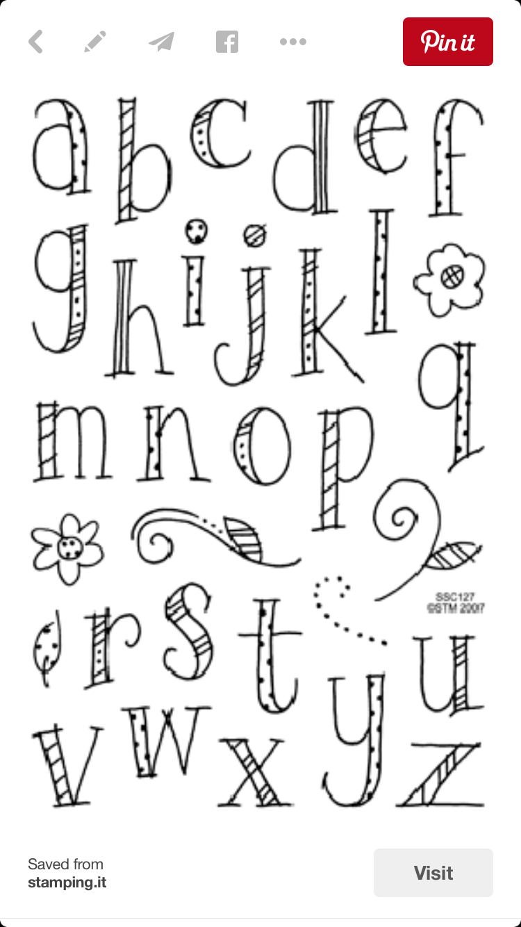 How to Write Beautiful and Stylish Calligraphy Alphabets Easily