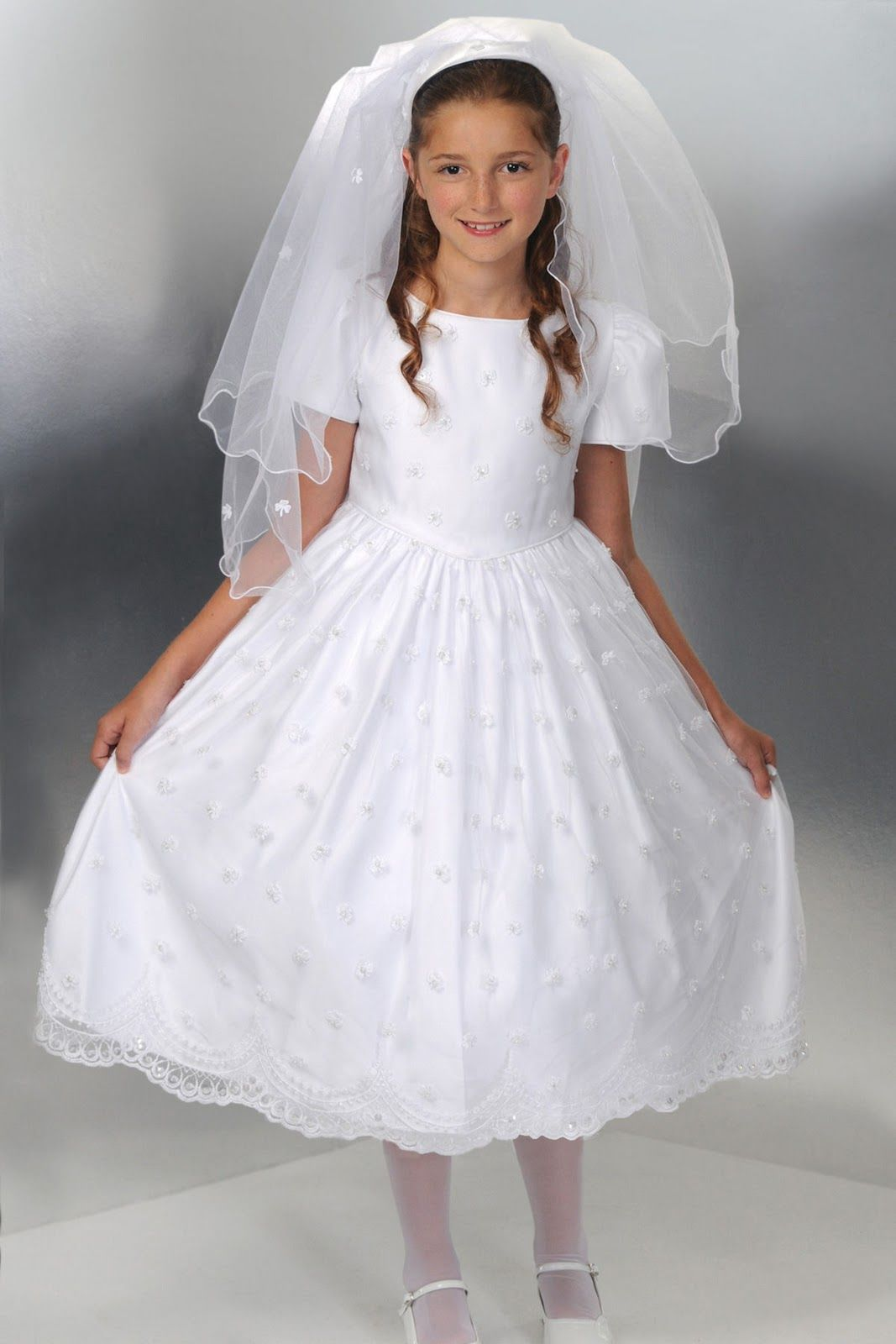 Beautiful Confirmation Dress | First Holy Communion ...
