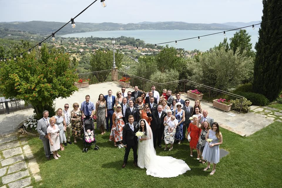 At Villa San Crispolto May Ended In The Best Way With The Marriage Of Bev And Lewis Two Young Wedding Planner Italy Italian Wedding Dream Destination Wedding