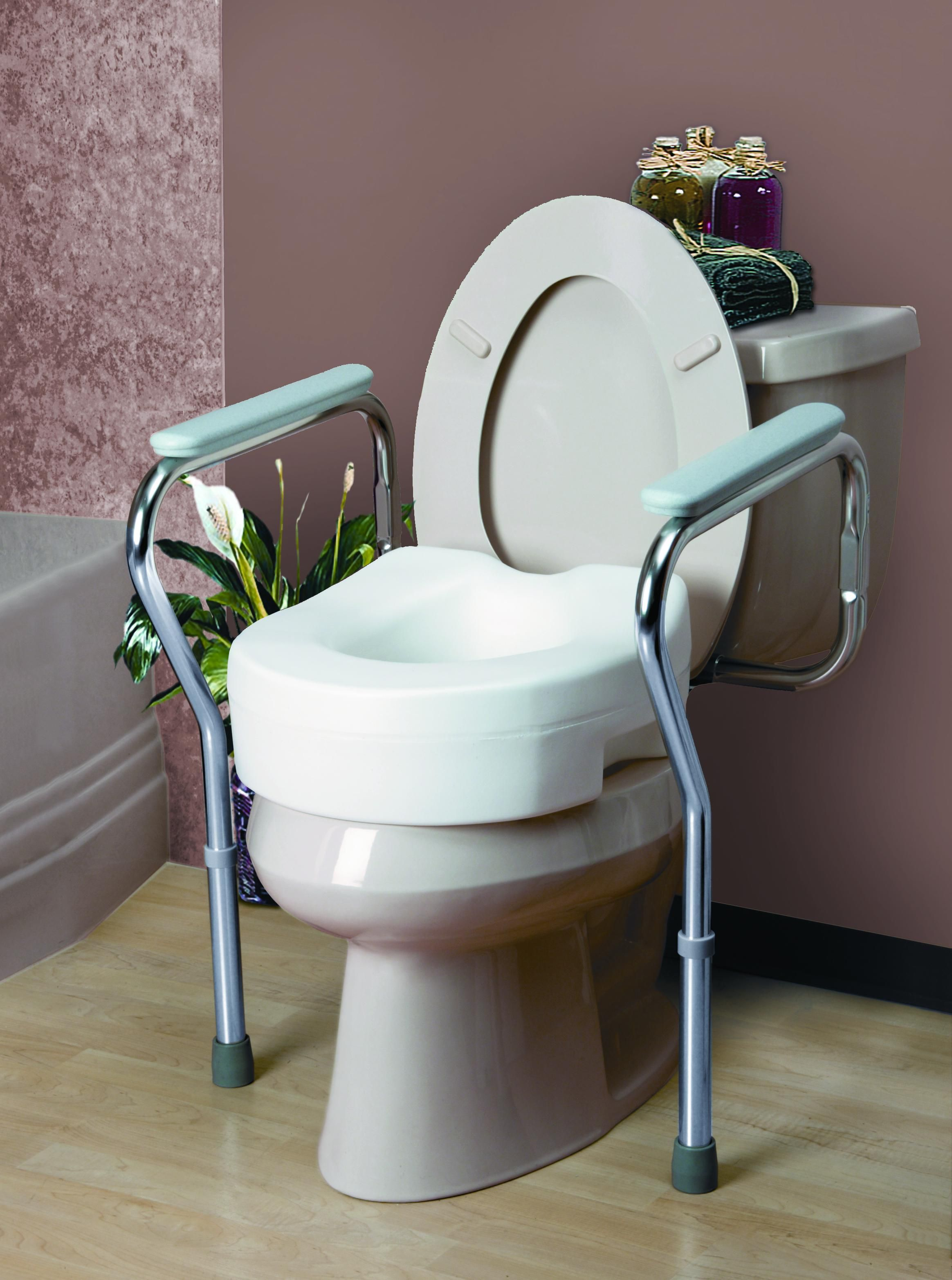 ToiletsfortheElderly Learn more at http://www.disabledbathrooms.org ...