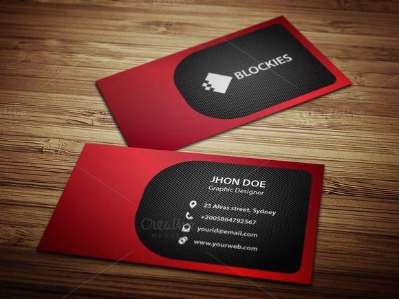 Royal Elegant Business Card Template By Jigsawlab On