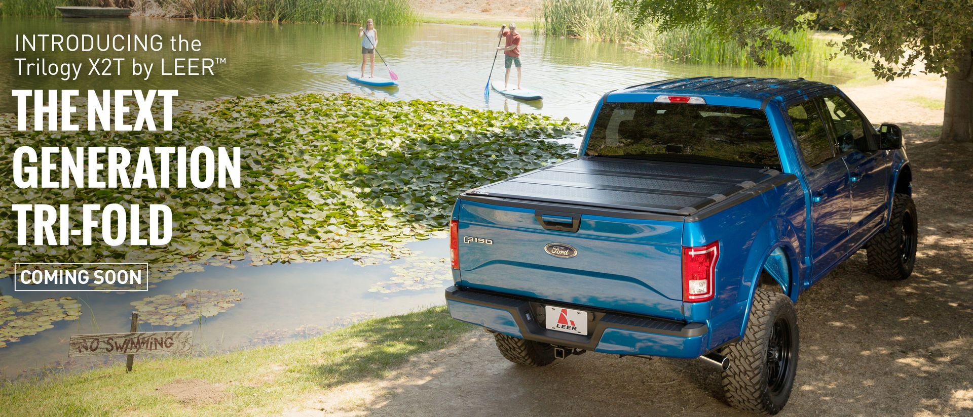 Truck Caps, Toppers and Camper Shells by LEER Tonneau